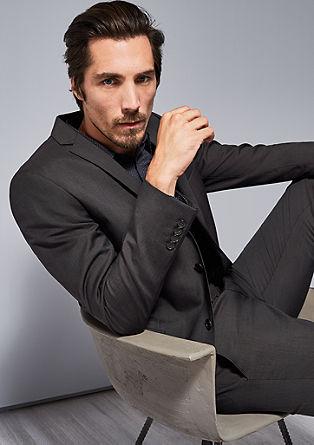 Slim: modern jacket from s.Oliver