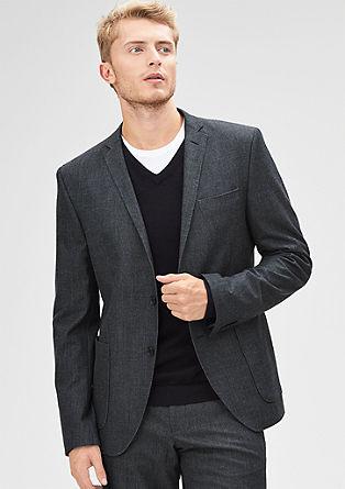 Slim: modern poslovni suknjič