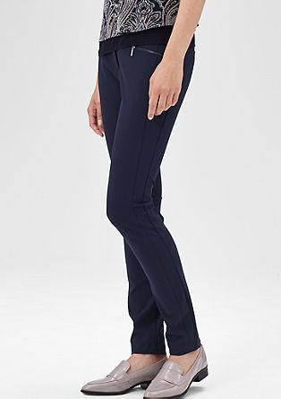 Slim: Raztegljive hlače s kovicami