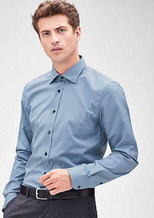 Slim: Smal business overhemd