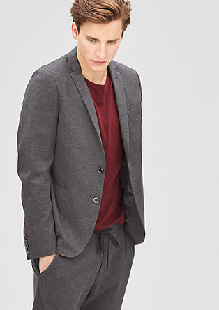 Slim: športen suknjič za obleko