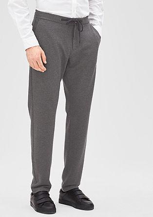 Slim: športne hlače za obleko