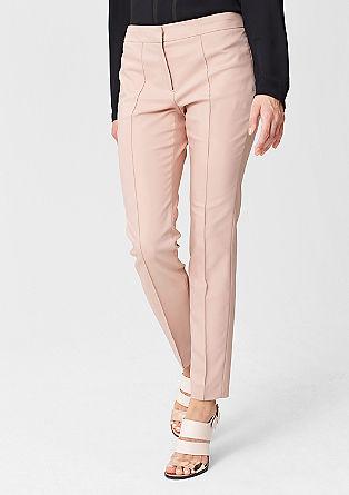 Slim: streč hlače iz blaga