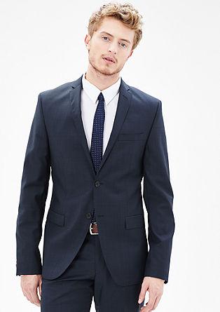 Slim: suknjič z minimalno teksturo