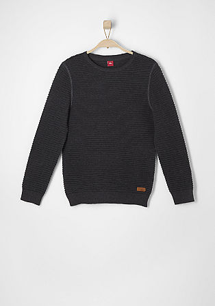 Slim fit jumper from s.Oliver