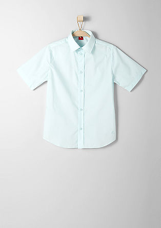 Slim fit short sleeve shirt from s.Oliver