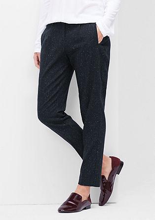 Smart Ankle: melirane hlače iz tvida