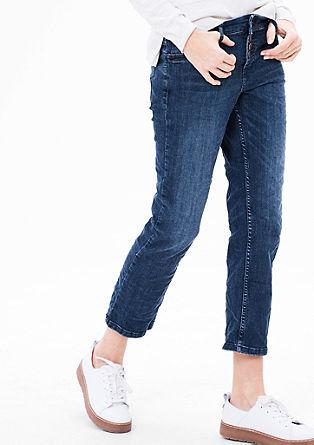 Smart Ankle: vysoce strečové džíny
