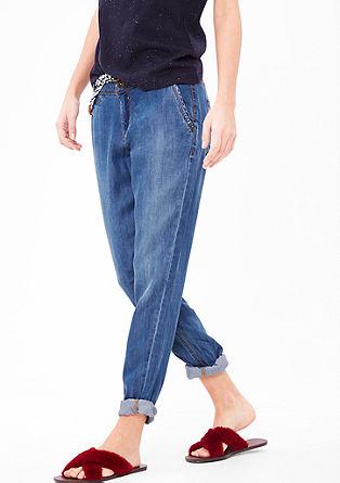 Smart Chino: lahek jeans Tencell