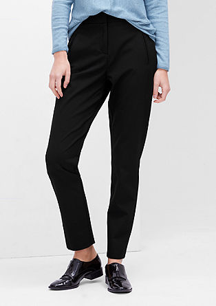Smart Chino: stretch business trousers from s.Oliver