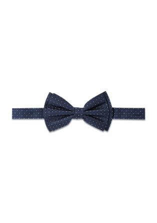 Smart polka dot bow tie from s.Oliver