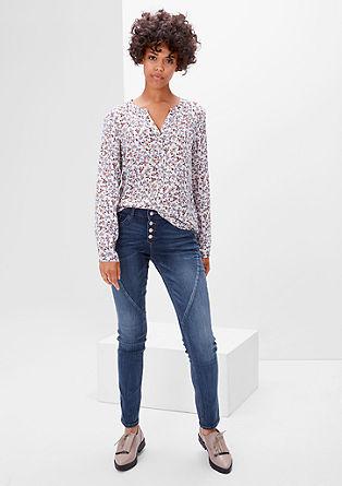 Smart Slim: Stretch-Jeans