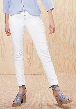 Smart Slim: Stretch-Jeans