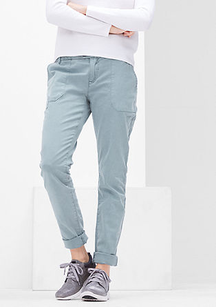 Smart Slim: stretch trousers from s.Oliver