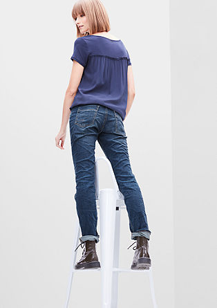 Smart Straight: Five-pocket jeans from s.Oliver