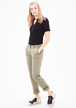 Smart Straight: hlače z efektnimi šivi