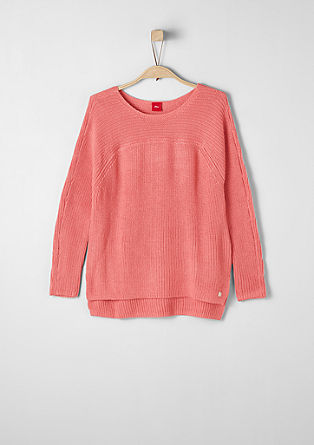 Soft knitted jumper from s.Oliver