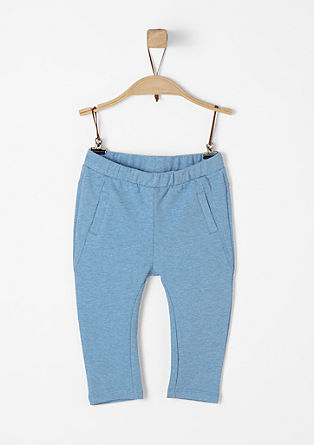 Soft tracksuit bottoms from s.Oliver