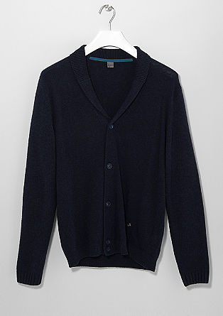 Soft wool cardigan from s.Oliver