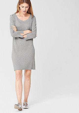 Softes Feinstrick-Kleid