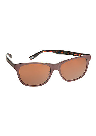 Sonnenbrille in Two-Tone-Optik