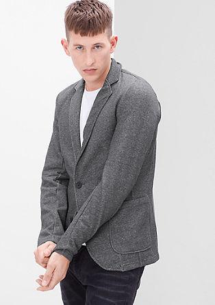 Športna jakna v videzu suknjiča