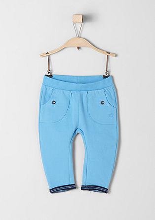 Športne hlače s toplo notranjo stranjo