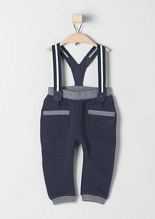Športne hlače z naramnicami