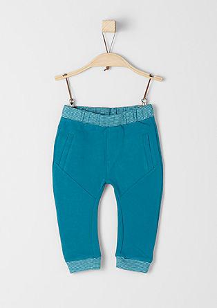 Športne hlače z obrobo