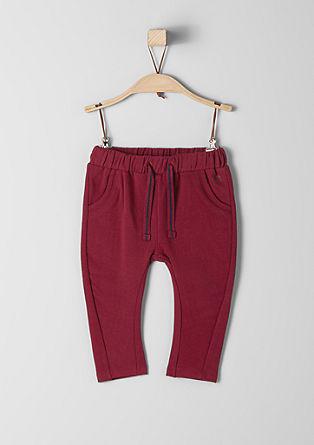 Športne hlače z zateznim trakom