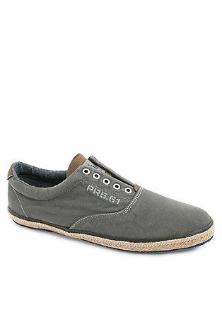 Športni čevlji iz blaga brez vezalk