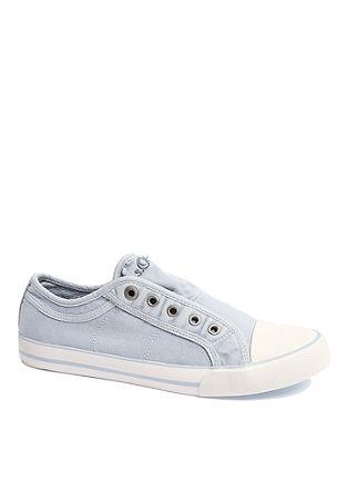 Športni copati Slip-on Sneaker iz tekstila