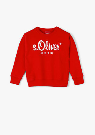 Športni pulover iz kolekcije s.Oliver AUTHENTIC