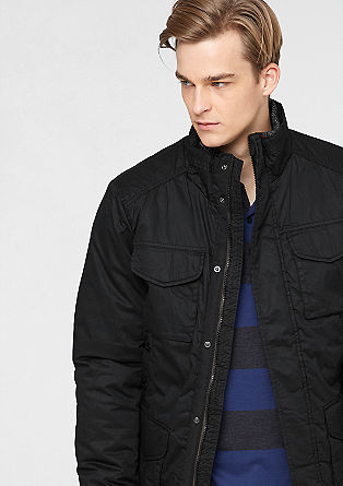Sporty winter jacket from s.Oliver