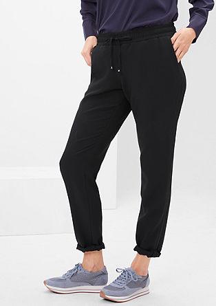 Sproščene športne hlače