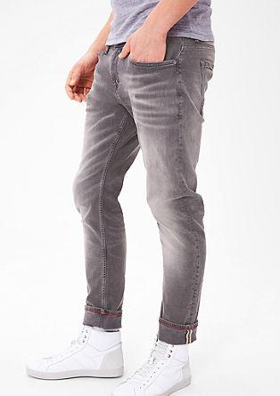 Stick Skinny: jeans hlače obrabljenega videza