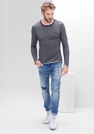 Stick skinny: jeans met veel stretch