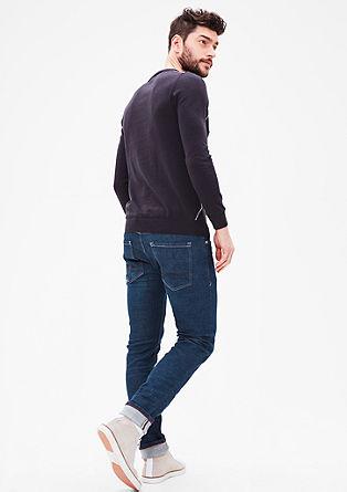 Stick Skinny:Raztegljive jeans hlače