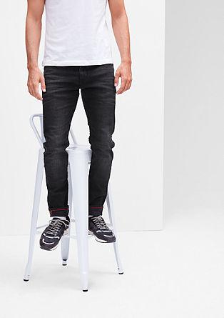 Stick Skinny izjemno raztegljive jeans hlače
