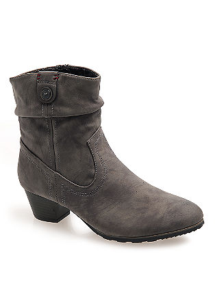 Stiefeletten im Cowoboy-Boots-Style