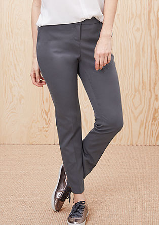 Stretch business trousers from s.Oliver