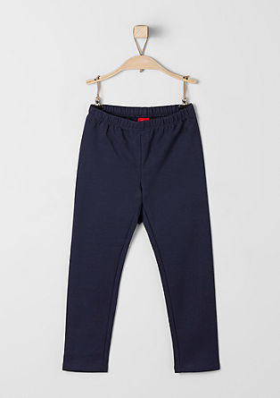 Stretch sweatshirt leggings from s.Oliver