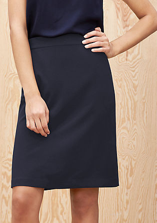 Stretchy business skirt from s.Oliver