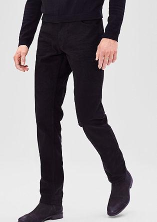 Stretto Straight: barvne jeans hlače