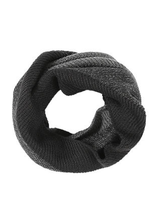 Striped knit snood from s.Oliver
