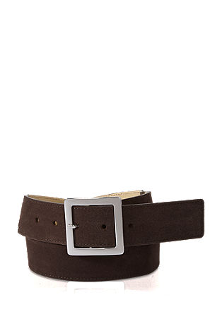 Suede belt from s.Oliver