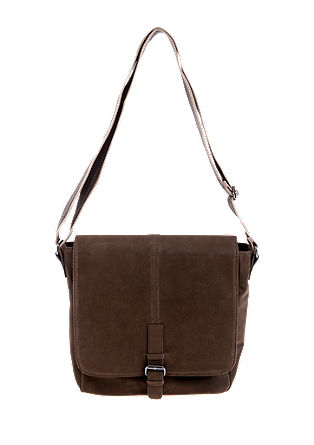 Suede-look city bag from s.Oliver
