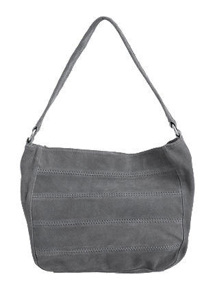 Suede shoulder bag from s.Oliver