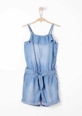 Summer denim jumpsuit from s.Oliver