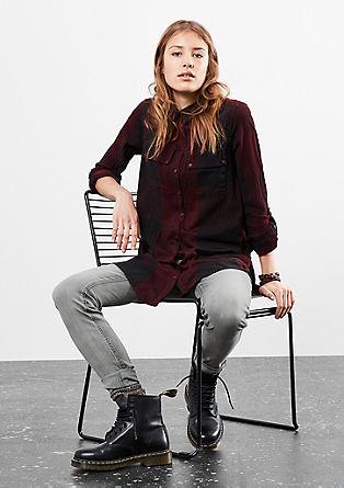 Superslim: izjemno raztegljive jeans hlače